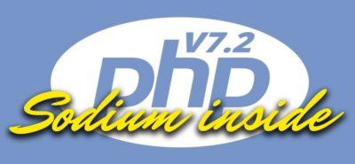 Sodium devient une extension Core de PHP
