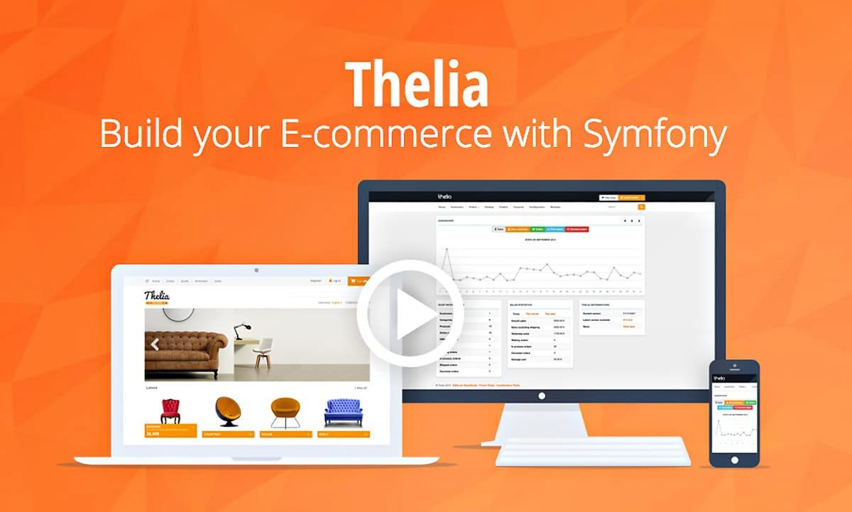 Thelia V2 - e-commerce solution