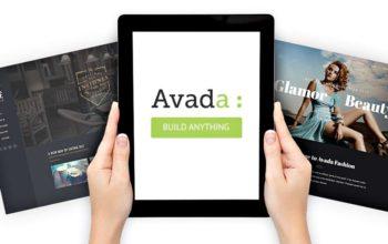 Thème Premium Avada: le king de ThemeForest