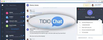 Tidio Chat: un chat en ligne sur votre site WordPress