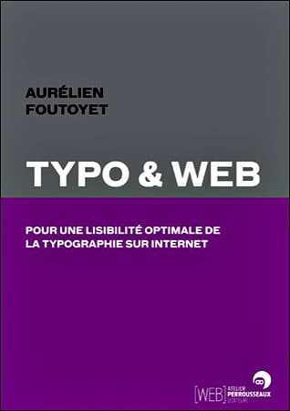 Typo et Web par Aurélien Foutoyet