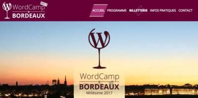 WordCamp: Bordeaux à l'heure WordPress