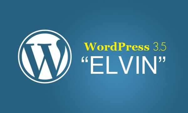 WordPress 3.5 en bêta…