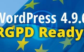 RGDP: WordPress 4.9.6 Ready!