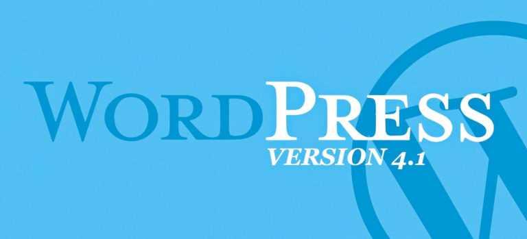 WordPress 4.1: petites retouches et <b>fortifiants</b>