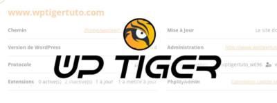 WP Tiger: O2Switch met un tigre dans votre hébergement WordPress!